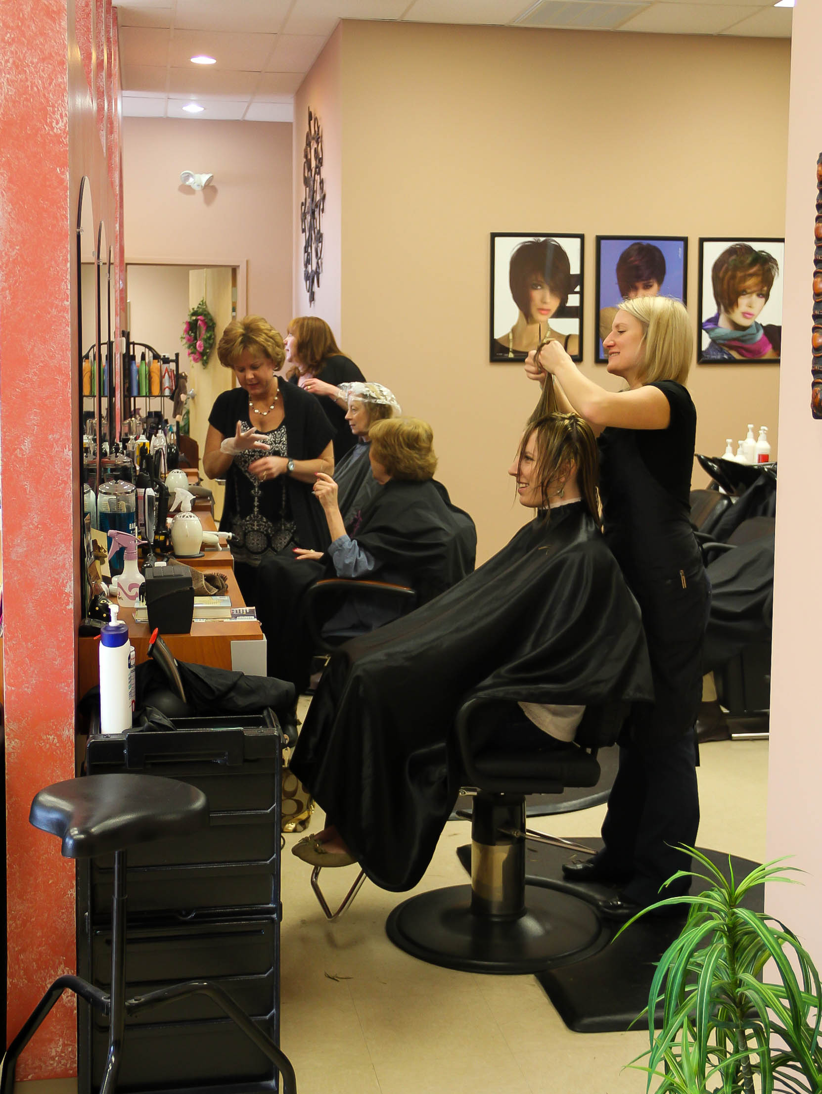 Services archive visions hair and nail salon for About salon services